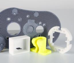 FFF-FDM Prototyp aus dem 3D Drucker