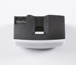 Sensorgehäuse SLS prototyp für vorserie