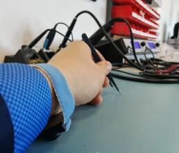 ESD und Reinraumtechnik Armband