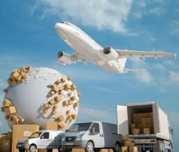 Logistik Phoenix Mecano weltweit
