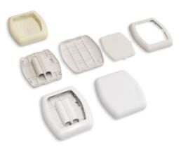 IoT Button Prototypen Kunststoffspritzguss
