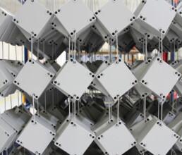 Pulverbeschichten von Aluminium Druckgussteilen
